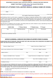 Power Of Attorney Form Kansas by 8 Power Of Attorney Form Florida Dmv Power Of Attorney Form