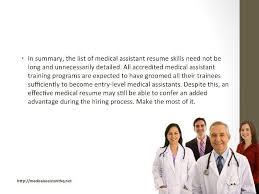 Medical Assistant Resume Skills Skills For Medical Assistant Medical Assisting Skills What You