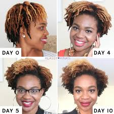 why coil outs are the most low maintenance natural hairstyle