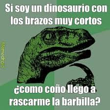 Meme T Rex - t rex con brazos cortos meme subido por miki002000 memedroid