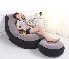 Beanbag Bed Ec Ec Beanbag Chair Cushion Bed Inflatable Sofa Lazy Chair Folding