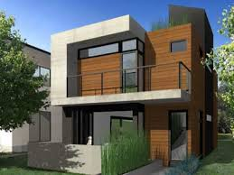 simple contemporary house plans unique simple modern house plan