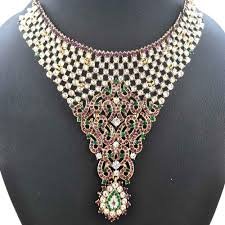 fashion necklace sets images Devyani necklace set by asian pearls necklaces shopcj jpg