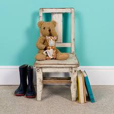 Vintage Wooden Chair Vintage Childrens U0027 Wooden Chairs Variety Of Colours By Orchid