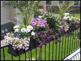 27 best deck decor railing planters images on pinterest railing