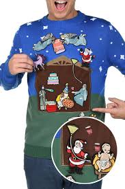s nativity sweater tipsy elves