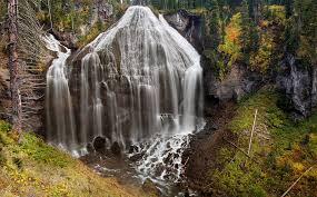 Wyoming waterfalls images Union of one yellowstone national park wy michael greene 39 s jpg