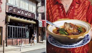 cuisine santos and malaysian restaurants and food in