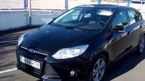ford focus black edition 2014