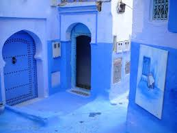 blue city morocco chefchaouen u2013 a beautiful blue city in morocco weezbo inspiration
