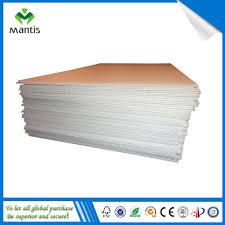 2016 cheap polypropylene sheet pp floor protection sheet pp