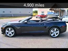 2012 camaro convertible for sale 2012 chevrolet camaro 45th anniversary convertible 2ss used cars
