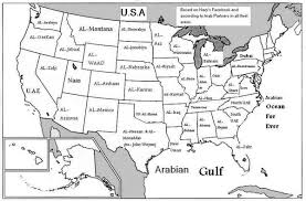 Military Bases In United States Map by Articles Obama And Arab Imperialism
