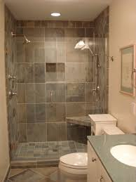 Bathrooms Ideas With Tile by Bathroom Square Yellow Wooden Laminate Waste Bin Small Bathroom