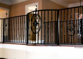 Wrought Iron Banister Rails Wrought Iron Fences U0026 Railings Tampa Florida Metals U0026 Nature