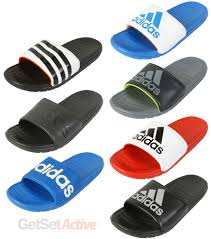adidas sandals u0026 flip flops for men ebay