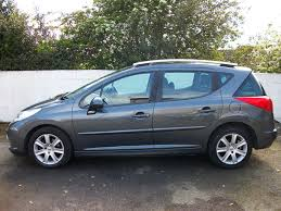 peugeot one peugeot 207 sw 1 6 hdi sport 5dr cruise control one keeper from