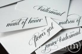 bridal thank you cards wedding day card calligraphy style
