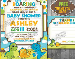 dinosaur baby shower dinosaur baby shower etsy