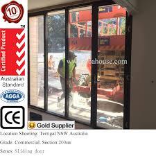 Metal Glass Door by Glass Door Glass Door Suppliers And Manufacturers At Alibaba Com