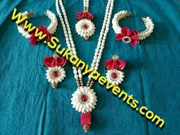 flower jewellery fresh flower jewellery