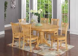 Dining Room Tables Oval by Jofran 941 Series Oval Dining Table In Slater Mill Pine Dining