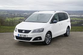 new seat alhambra 2 0 tdi cr xcellence 184 5dr diesel estate for