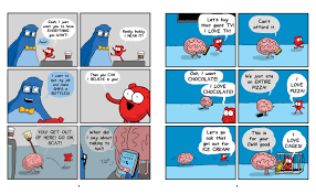 heart and brain an awkward yeti collection the awkward yeti