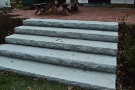Granite Patio Pavers Paver Patio Vermont Landscaping Design Installation
