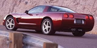 1997 corvette c5 alignment specs 1997 2004 chevrolet corvette