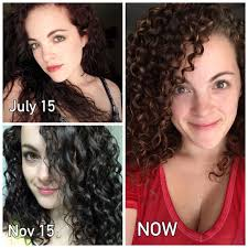 v shaped haircut for curly hair 15 curly hair transformations you have to see to believe
