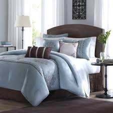 buy brown and blue comforter sets from bed bath u0026 beyond