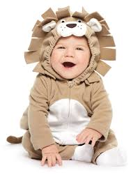 halloween baby costumes 0 3 months little lion halloween costume carters com