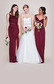 plus size bridesmaid dresses david u0027s bridal