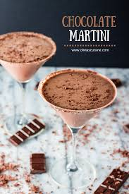 martini dessert chocolate martini recipe martinis chocolate and beverage
