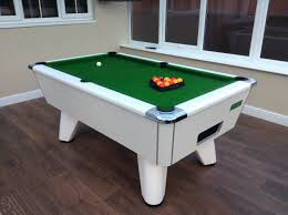 Slate Bed 7ft Winner Slate Bed English Pool Table
