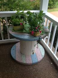 Wooden Spool Table For Sale 113 Best Spool Ideas Images On Pinterest Wooden Spool Tables