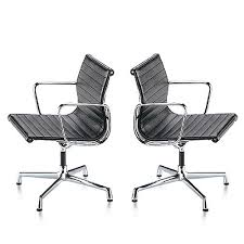 Eames Chair Vitra Miniature Aluminum Chair By Charles And Eames Stardust