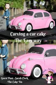 car cake cake carving tutorial how to carve a cake the easy way veena