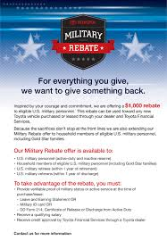 toyota motor credit phone number toyota military rebate green u0027s toyota of lexington in ky