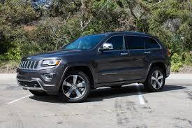 grey jeep grand cherokee 2016 2016 jeep grand cherokee overland test drive review autonation