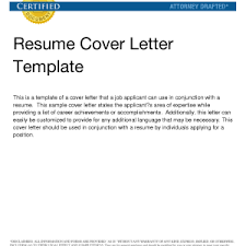 Word Resume Cover Letter Template Cover Letter Resume Covering Letter Template Resume Cover Letter