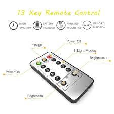 aliexpress buy 10m waterproof battery powered 8 mode timed