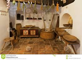 old home interiors pictures old wooden house interior stock image image 29179621