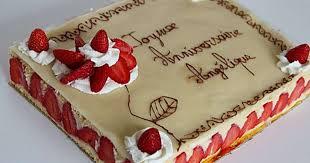 cuisine de gateau recettes de gâteau d anniversaire par la cuisine d amélia fraisier