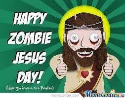 Zombie Jesus Meme - zombie jesus by kolja49 meme center