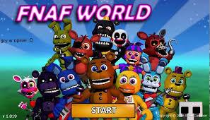 fnaf fan made games for free fnaf world full version and free download at fnaf world game