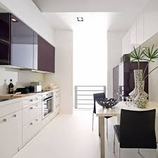 white kitchen ideas uk galley kitchen design ideas ideal home