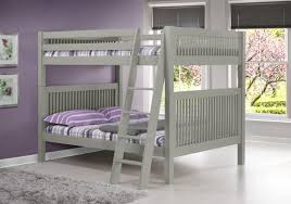 Camaflexi Full Over Full Bunk Bed  Reviews Wayfair - Full over full bunk bed with trundle