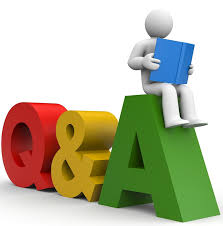 questions and answers clip library